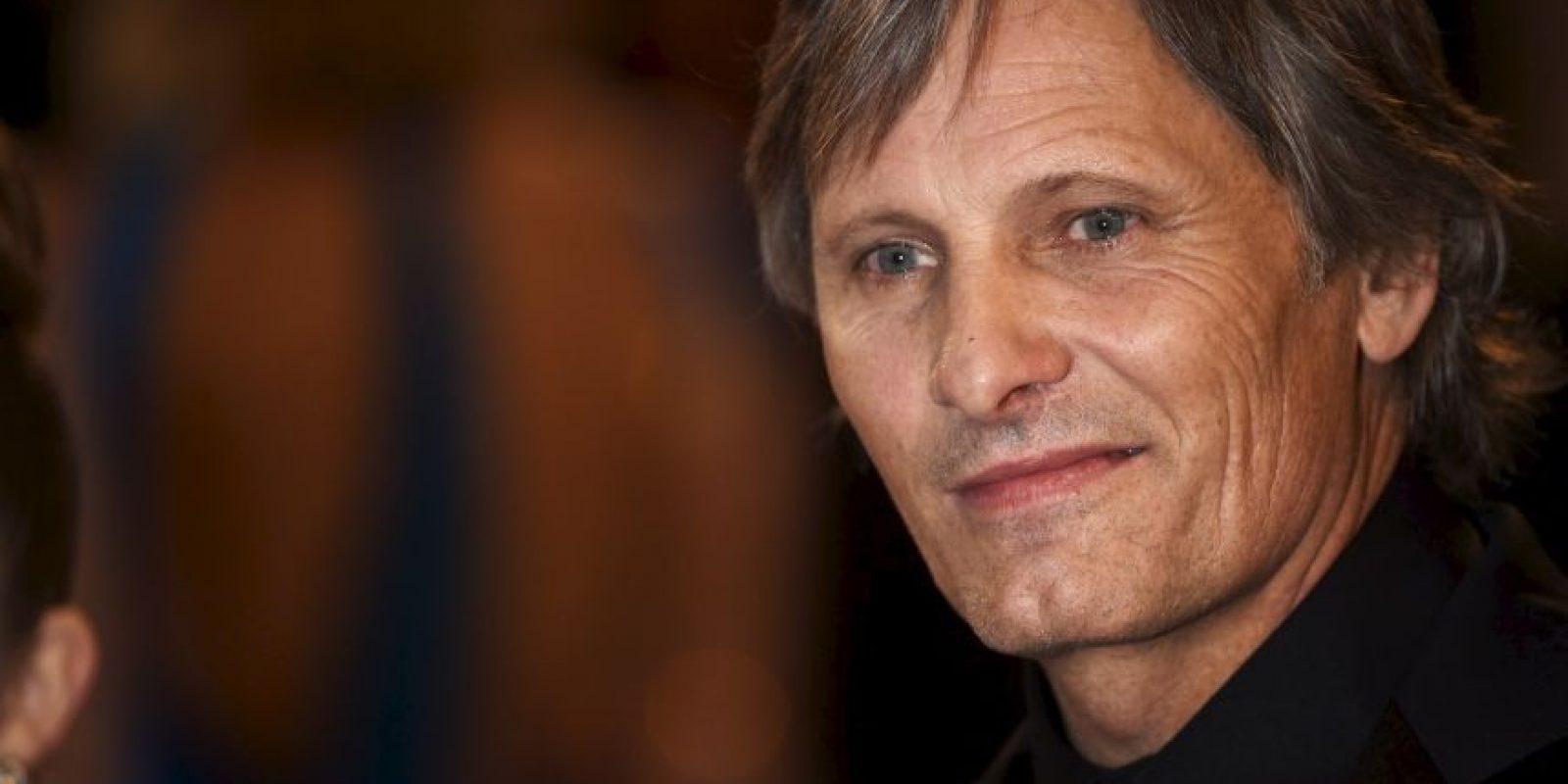 Viggo Mortensen actualmente tiene 57 años Foto:Getty Images