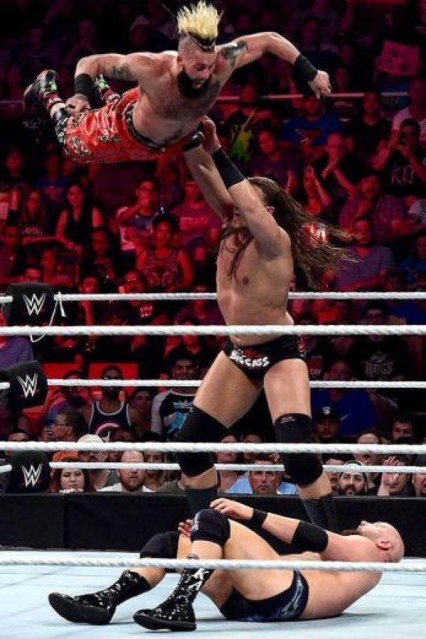 Enzo Amore y Big Cass Foto:WWE