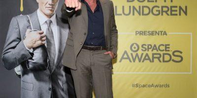 El actor sueco, de 58 años, habla seis idiomas y tiene un IQ de 160, es ingeniero químico y deportista. Foto:Cortesía