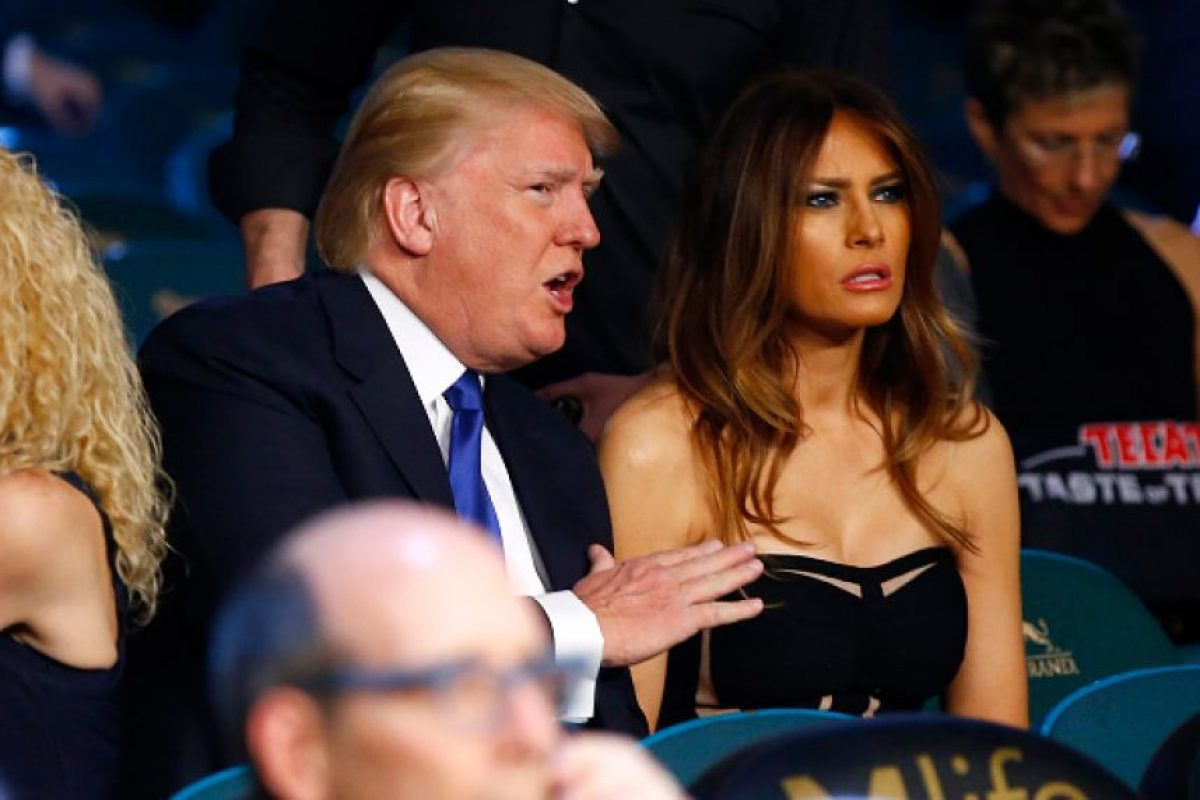Contrajo matrimonio con Donald Trump en 2005 Foto: Getty Images