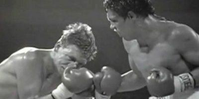 En 1983, Luis Resto venció a Billy Collins JR y las heridas que le dejó abrieron las sospechas por la gravedad de las mismas, que eran muy difícil de lograr para un boxeador de peso ligero. Finalmente se comprobó que su vendaje estaba endurecido con yeso Foto:Captura de pantalla