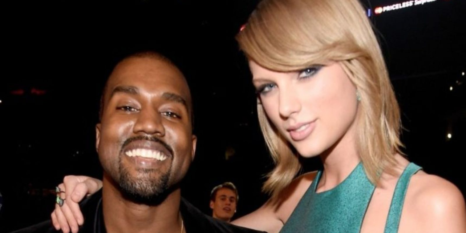 Kanye West y Taylor Swift Foto: Grosby Group