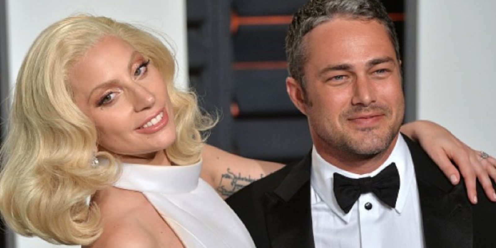 Estas fueron las últimas imágenes de la pareja en público Foto:Getty Images