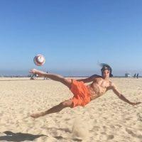 Sin embargo, el sueco todavía no se integrará a Manchester United y quedó fuera del viaje a China Foto:Instagram Zlatan Ibrahimovic