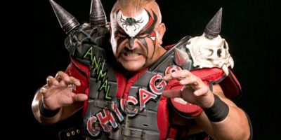 Road Warrior Foto: WWE