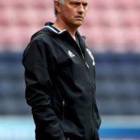 José Mourinho ya se estrenó con Manchester United y lo hizo con un triunfo por 2 a 0 ante Wigan Foto:Getty Images