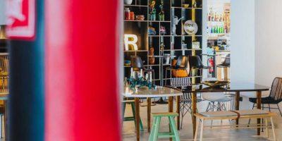 El hotel boutique de Cristiano Ronaldo tiene una ambientación art deco Foto:Sitio web Pestana CR7