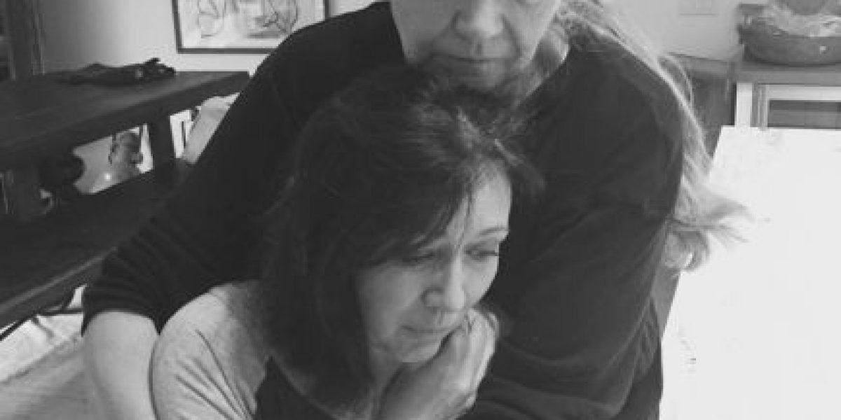 Shannen Doherty pierde el cabello en su lucha contra el cáncer