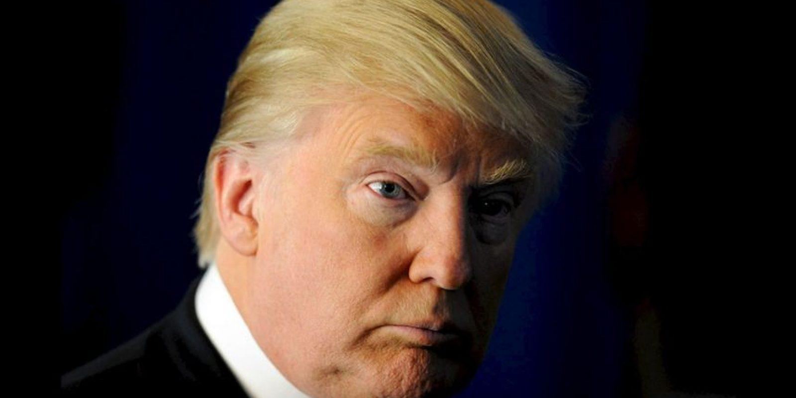 Donald Trump logró superar los mil 237 votos de los delegados, el mínimo necesario para oficializar la nominación a la Presidencia por parte del Partido republicano. Foto:Getty Images