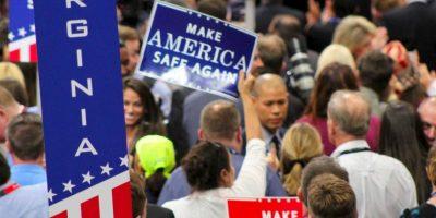 La mayoría de los miembros del Partido Republicano apoyan la visión de Donald Trump. Foto:Publimetro