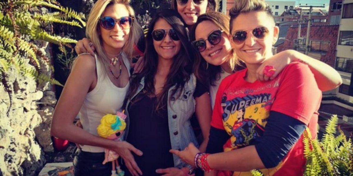 La presentadora Sylvana Gómez se casa