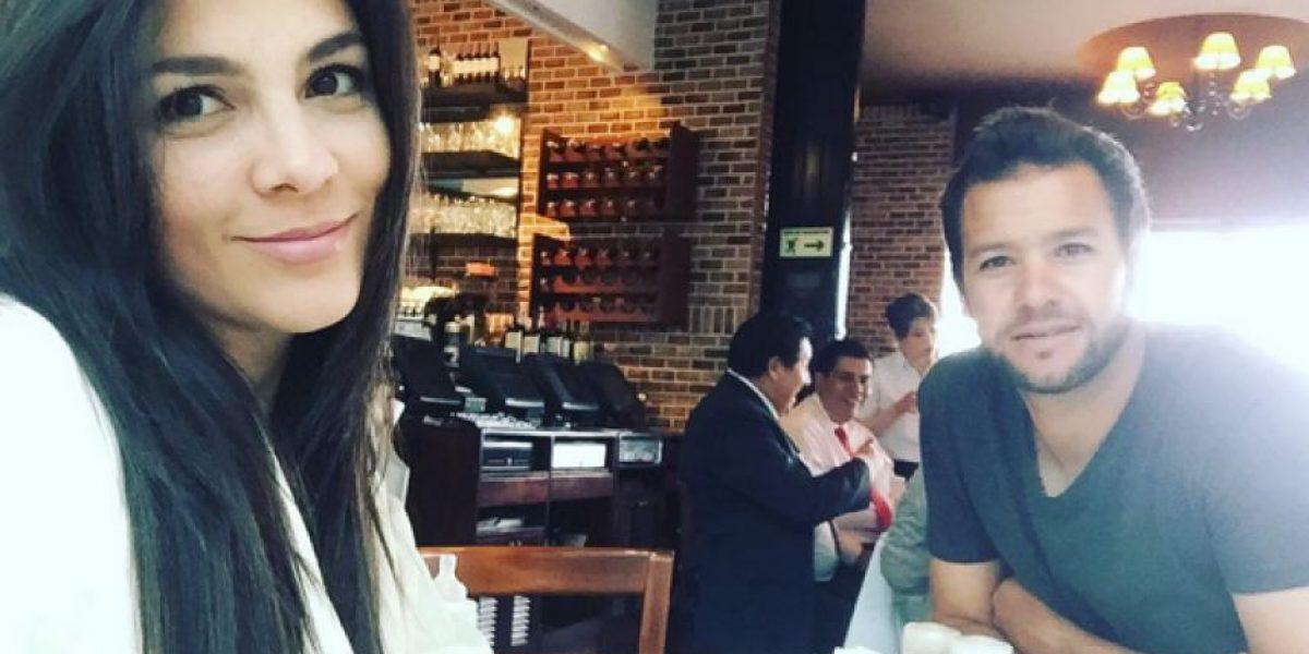 La presentadora Mabel Cartagena cambia de look
