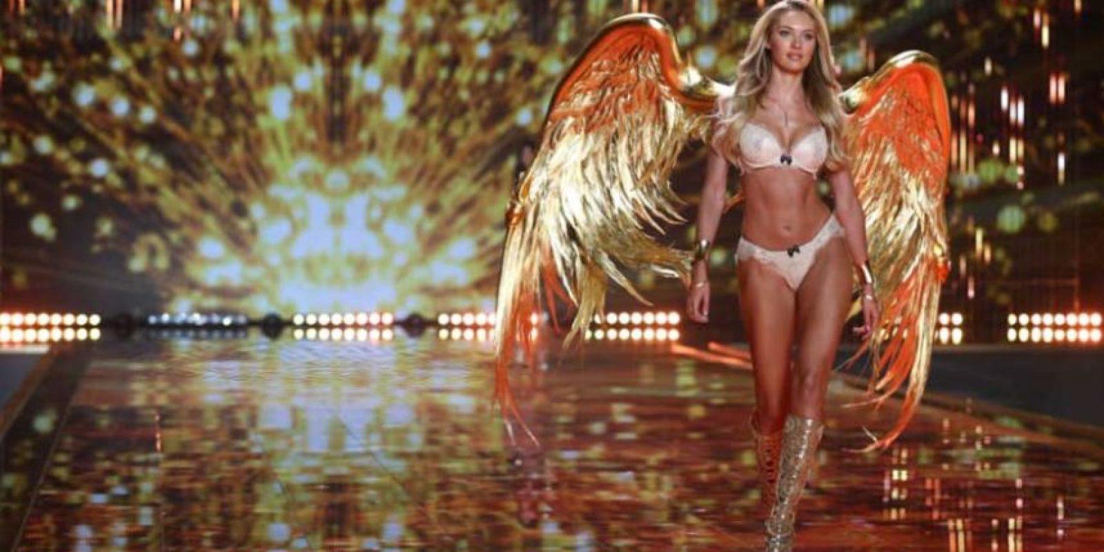 """Una exfotógrafa de Victoria's Secret reveló cómo es que las modelos de esta firma de lencería consiguen su """"belleza"""". Foto:Getty Images"""