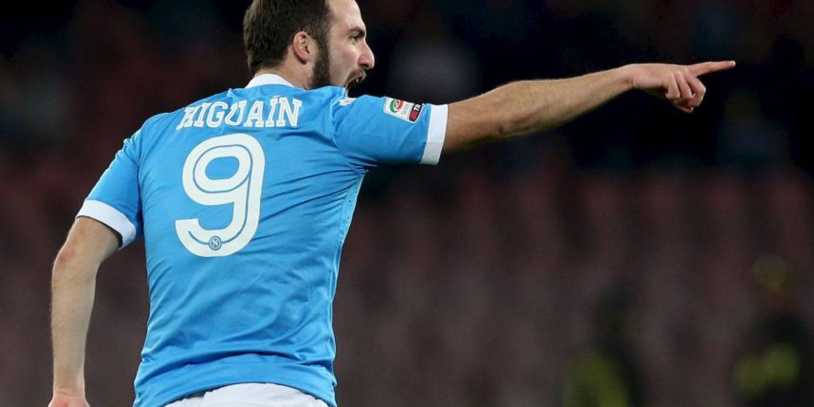 El argentino puede jugar Champions League con Napoli, pero quiere partir Foto:Getty Images