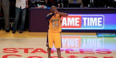 Jugó 20 años con los Lakers Foto:Getty Images