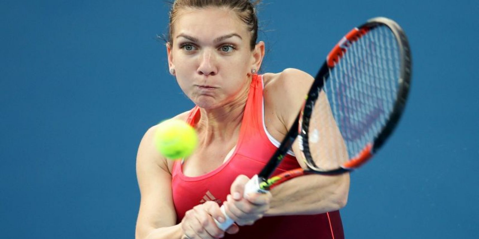 Simona Halep (Rumania) / Ranking WTA: 5ª Foto: Getty Images