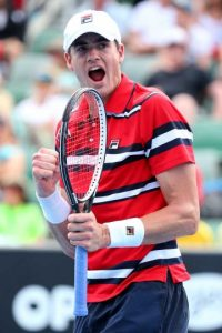 John Isner (Estados Unidos) / Ranking ATP: 16º Foto: Getty Images