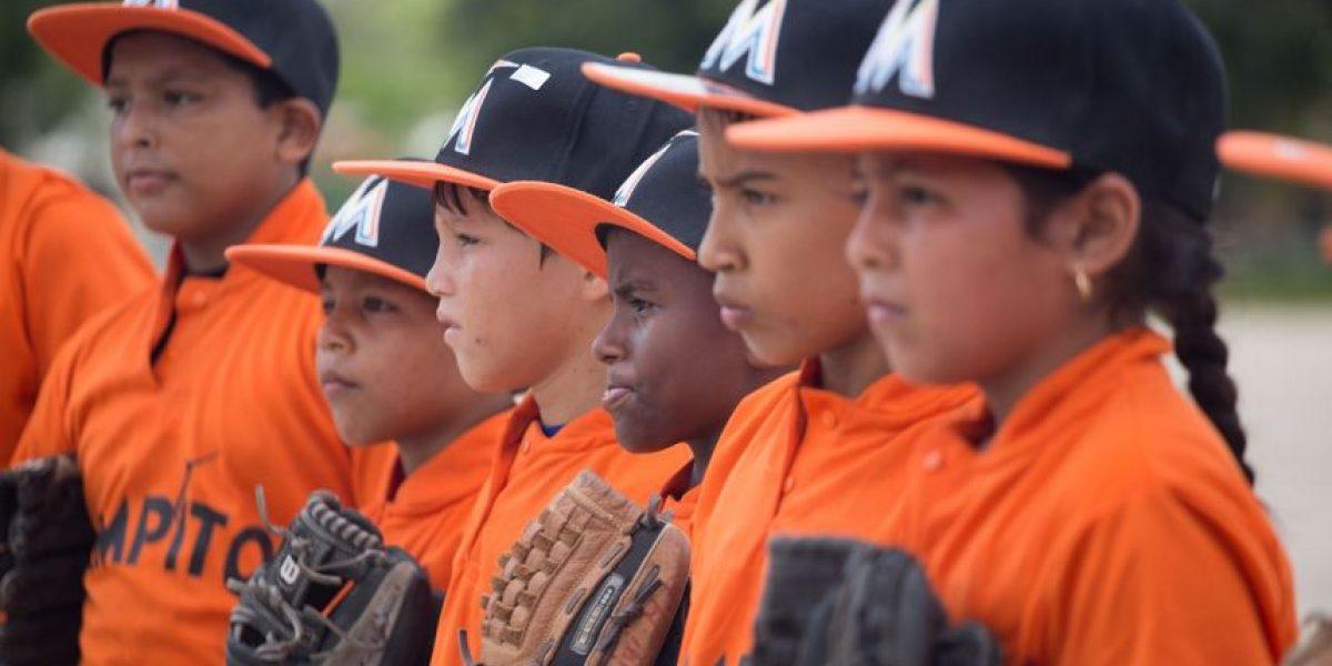 Campeche, Atlántico, un semillero de niños beisbolistas, que no cuenta con una cancha en la que entrenen