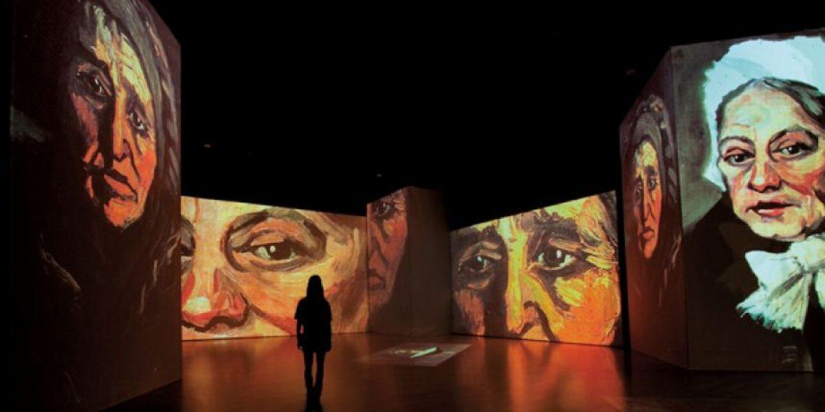 Van Gogh Alive: la exhibición multisensorial llega a Bogotá