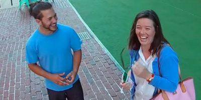 El video se convirtió en uno de los más vistos esta semana Foto:Fun Time Federation