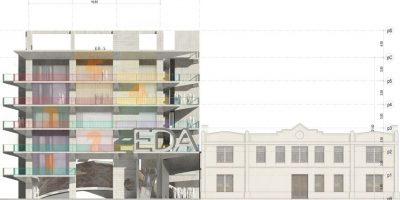 Diseño Fábrica de Cultura Foto:Alcaldía de Barranquilla