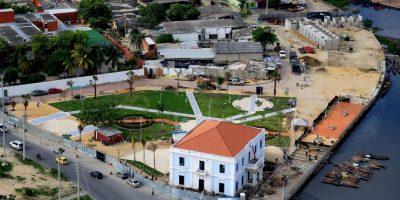 Intendencia Fluvial Foto:Alcaldía de Barranquilla