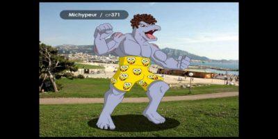 """Michy Batshuayi: """"Atacante"""". Área de aparición: Chelsea Foto:Vía twitter.com/PoF28"""