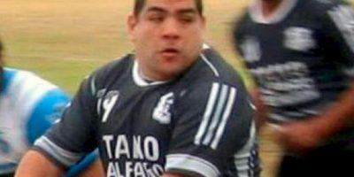 Contreras tiene casi 30 años jugando rugby Foto:Twitter URTrugby