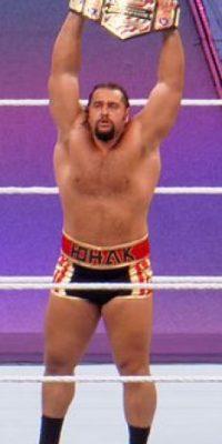Rusev expondrá el Campeonato de Estados Unidos Foto:WWE