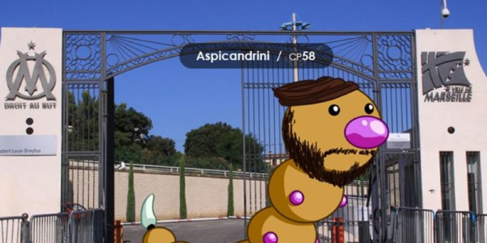 """Romain Alessandrini: """"Cursi"""". Área de aparición: en vídeos de freestyle. Foto:Vía twitter.com/PoF28"""