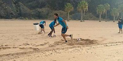 Fue en esta playa donde se vivió el problema Foto:Sitio web oficial Tenerife