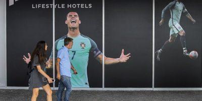 "El resort lleva por nombre ""Pestana CR7"" Foto:Getty Images"