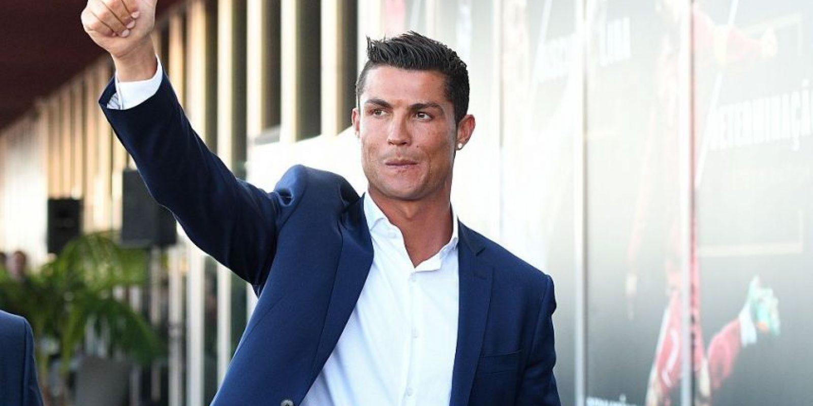 Cristiano Ronaldo no para de cosechar logros este verano en Europa. Foto:Getty Images
