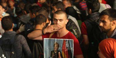 Entre 2015 y 2016, más de un millón de refugiados llegaron a Europa. La mayoría provenía de Siria. Foto:Getty Images