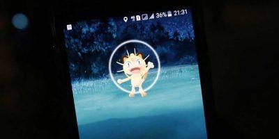 Durante sus primeras semanas de vida, Pokémon Go superó en búsquedas a la siempre poderosa industria de la pornografía. Foto:Getty Images