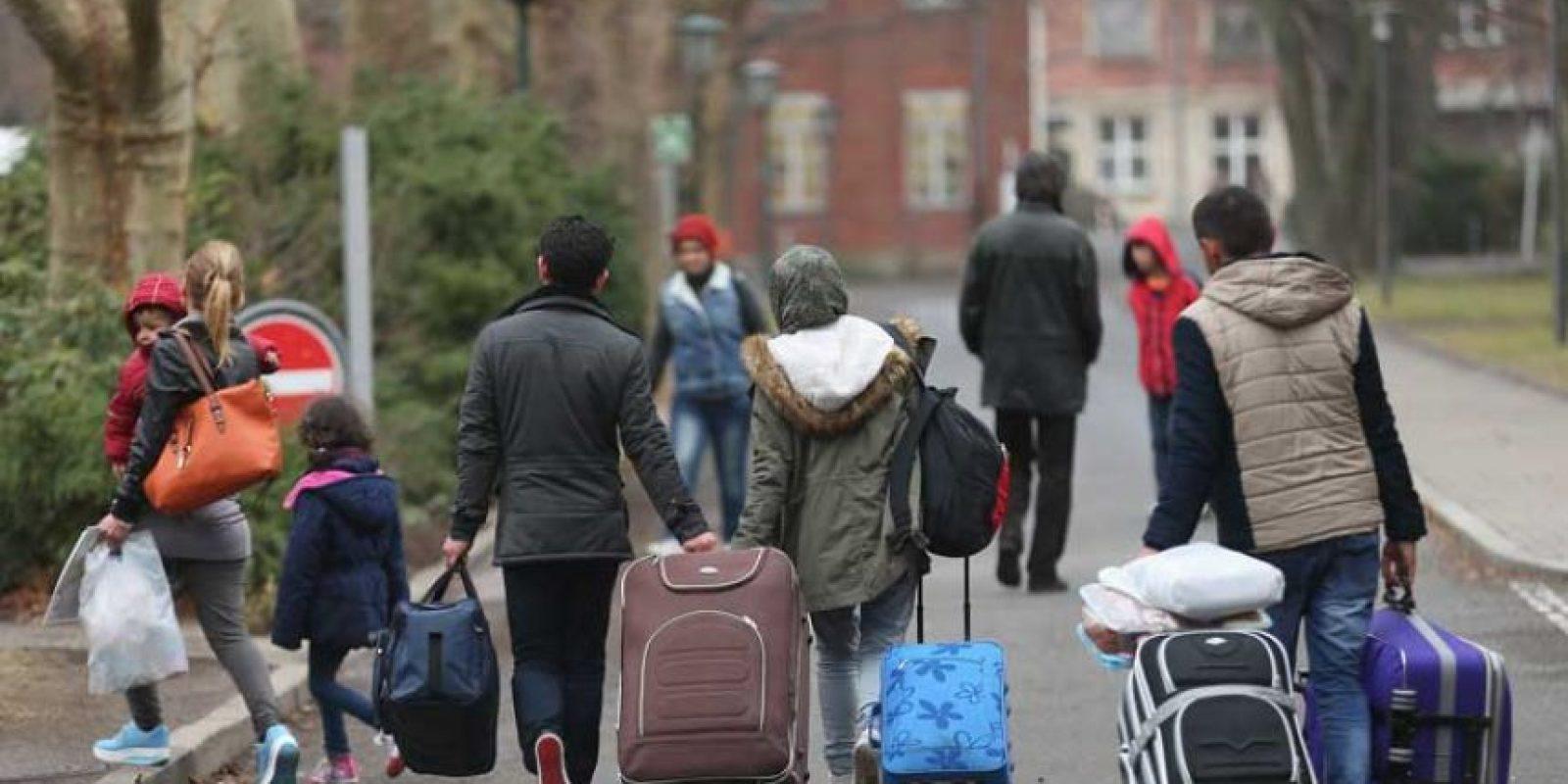 Según cifras de ACNUR, en 2015 la cifra de desplazados en todo el mundo era de 65 millones.