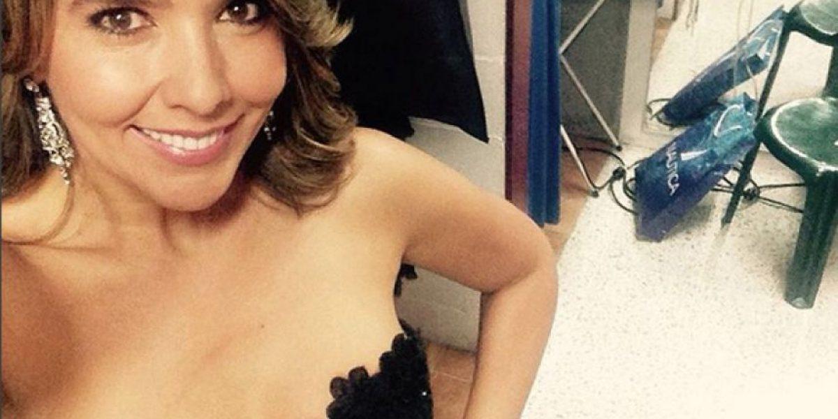 Fotos: la verdad de la supuesta burla de Mónica Rodríguez a Nairo Quintana