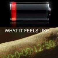 Lo que provocaría que su batería dure menos tiempo. Foto:Tumblr