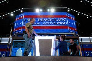 Este día comienza la Convención Nacional Demócrata Foto:Getty Images