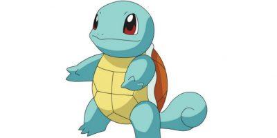 Su nombre real es Squirtle. Foto:Pokémon