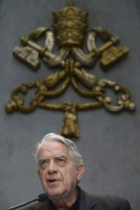 Informó Federico Lombardi, vocero del Vaticano Foto:AFP