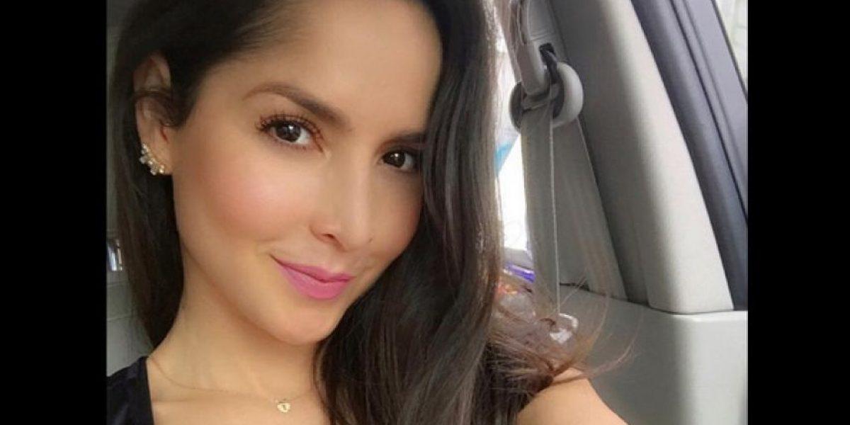 Video: Carmen Villalobos despierta a sus fanáticos con atractivo baile
