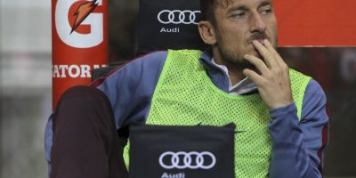 Higuaín cambió a Napoli por Juventus, uno de los archirrivales de su ex club, lo que no le gustó nada a Totti Foto:Getty Images