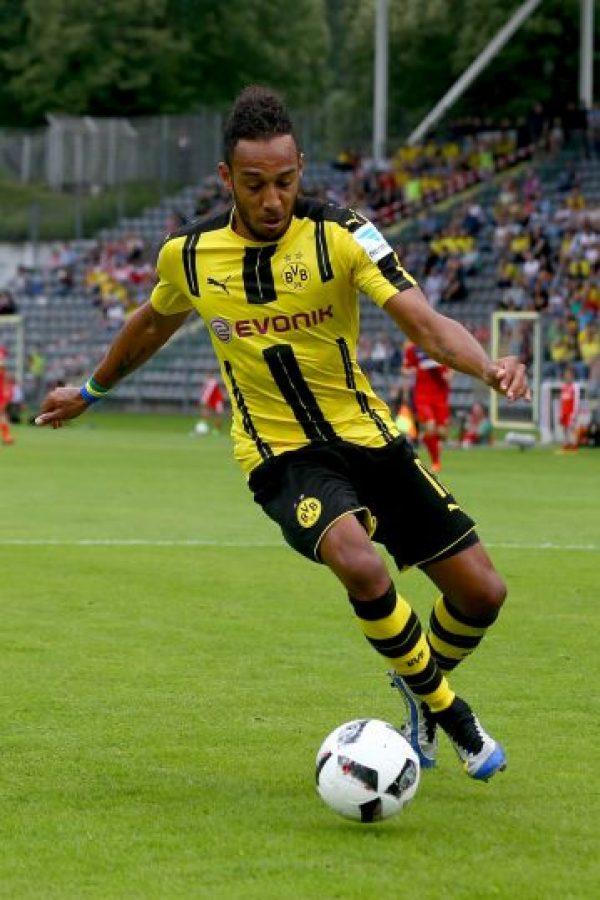 Es uno de los delanteros más cotizados de la Bundesliga Foto:Getty Images