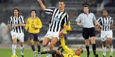 En 2004, Juventus canceló 16 millones de euros para quedarse con su carta. Foto:Getty Images