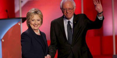 Los votos que favorecieron a Sanders en las primarias son esenciales para lograr una victoria frente al candidato republicano, Donald Trump. Foto:Getty Images