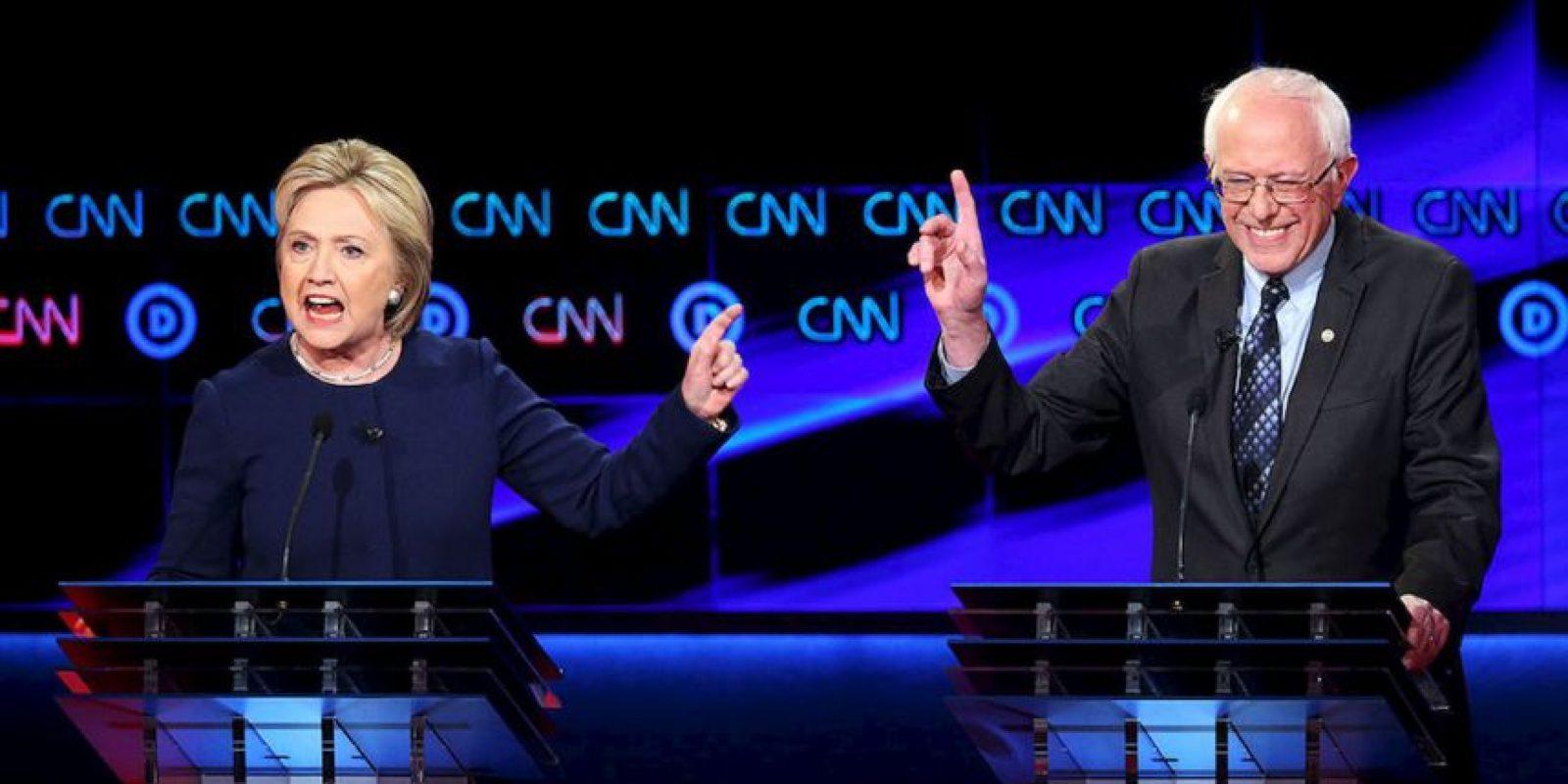 Durante la Convención Nacional Demócrata, Hillary Clinton tratará de obtener los votos que su principal contrincante, el senador Bernie Sanders había logrado durante su campaña. Foto:Getty Images