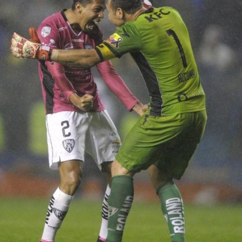 Los ecuatorianos lograron un empate sobre la hora ante los colombianos. Ahora buscarán sorprender en tierras cafetaleras Foto:AFP
