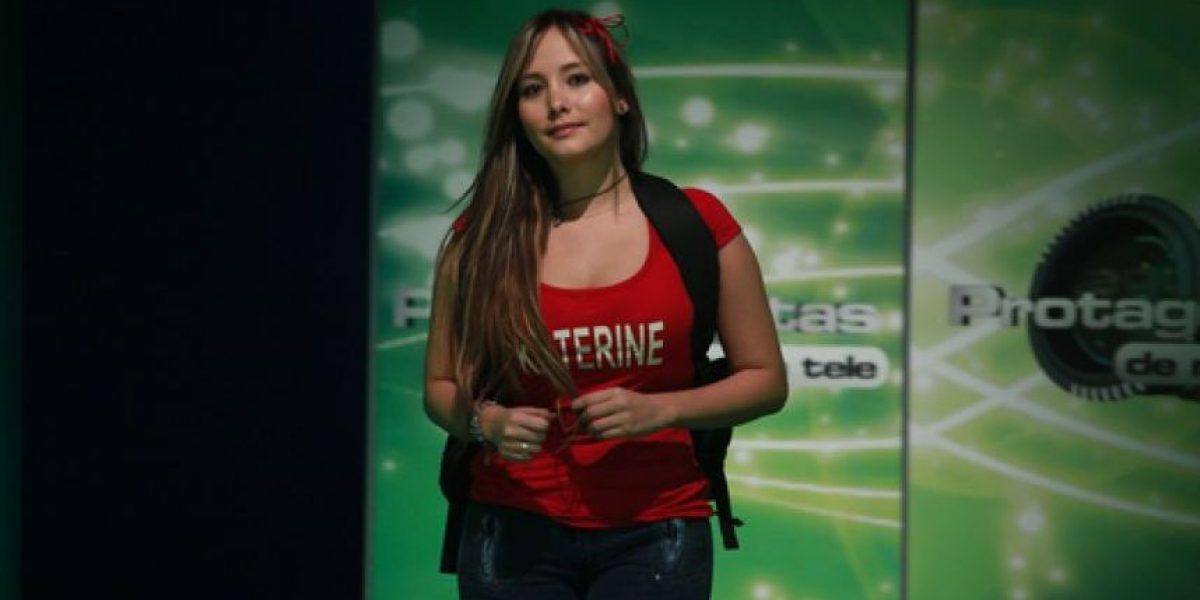 Katherine Peláez, de
