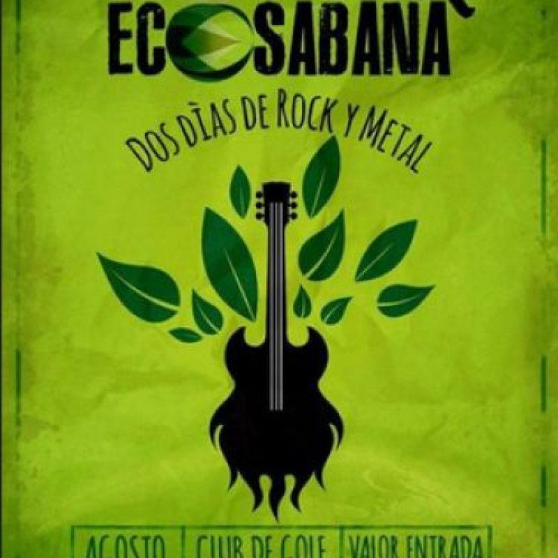 Foto:Festival Eco Rock Sabana
